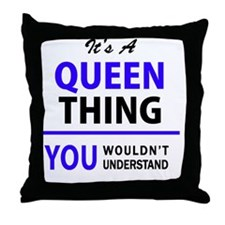 Thing Throw Pillow