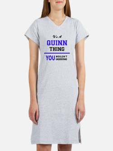Cute Quinn Women's Nightshirt