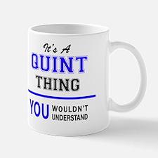 Funny Quint Mug
