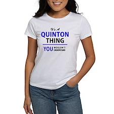 Unique Quinton Tee