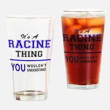 Cute Racine Drinking Glass