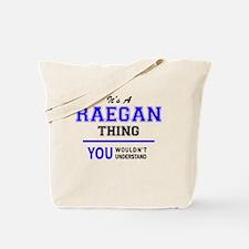 Cute Raegan Tote Bag