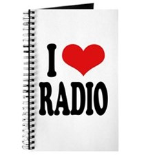 I Love Radio Journal