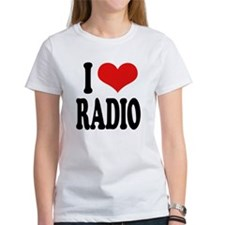 I Love Radio Tee