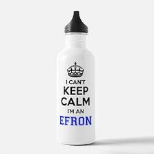 Cute Efron Water Bottle