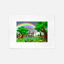 Fairytale 5'x7'Area Rug