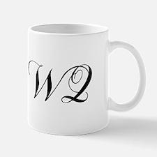 WQ-cho black Mugs