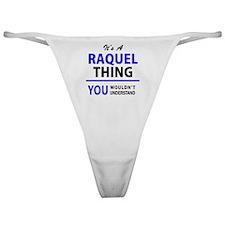 Cute Raquel Classic Thong