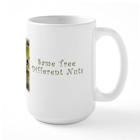 Live Oak Acorns Large Mug