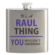 Cute Raul Flask
