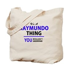 Cute Raymundo Tote Bag