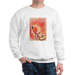 Fire in the Blood Sweatshirt