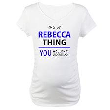 Cute Rebecca Shirt