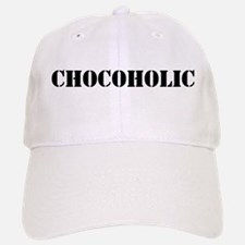 Chocoholic Baseball Baseball Cap