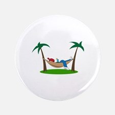 "PALMS AND HAMMOCK 3.5"" Button"