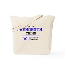 Unique Rehoboth Tote Bag