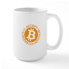 Type 2 I Accept Bitcoin Mugs