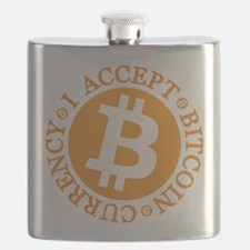 Type 2 I Accept Bitcoin Flask