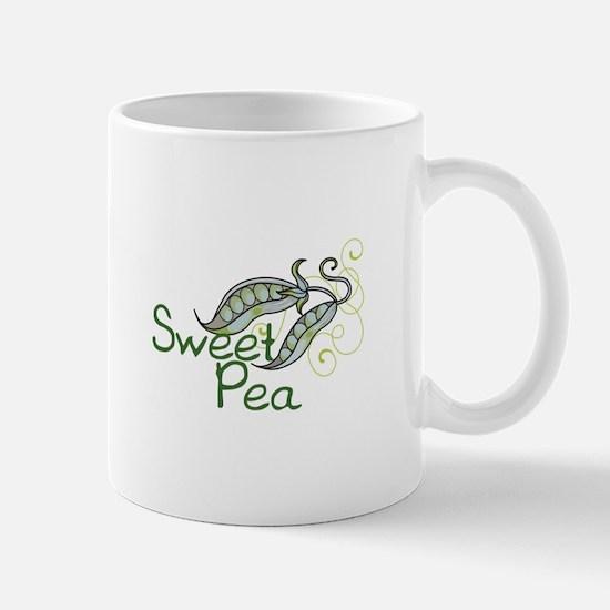 SWEET PEA Mugs