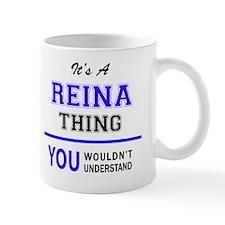 Unique Reina Mug
