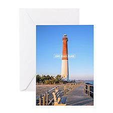 Long Beach Island - New Jersey. Greeting Card
