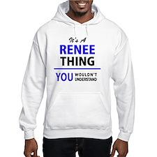 Unique Rene Hoodie