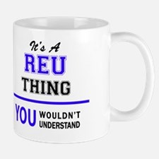 Unique Reu Mug