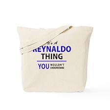 Cute Reynaldo Tote Bag