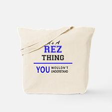 Cute Rez Tote Bag