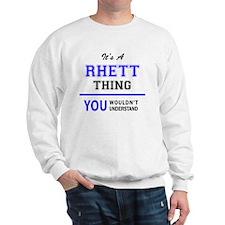 Cute Rhett Sweatshirt