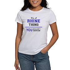Cute Rhine Tee