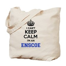 Cute Ensco Tote Bag
