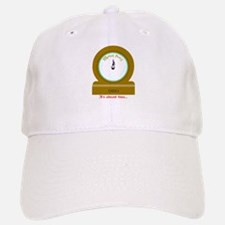 Molly's Clock Baseball Baseball Cap