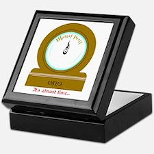 Molly's Clock Keepsake Box