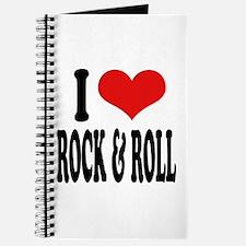 I Love Rock & Roll Journal