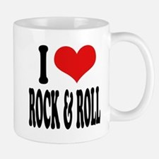 I Love Rock & Roll Mug