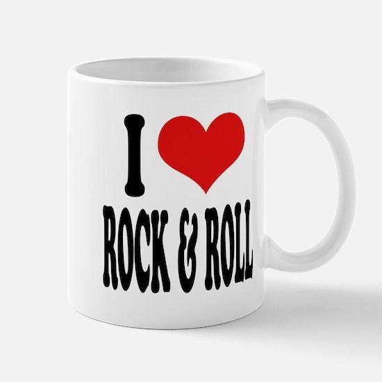 I Love Rock & Roll Mug