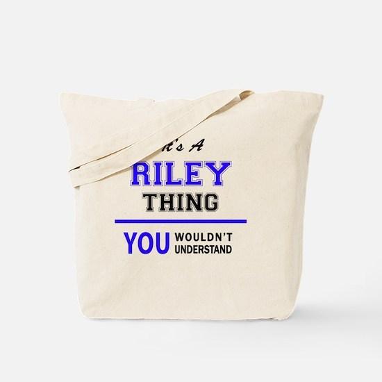 Cute Riley Tote Bag