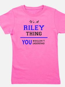 Cute Riley Girl's Tee