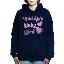 Daddy's Baby Girl Women's Hooded Sweatshirt