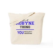 Unique Robyn Tote Bag