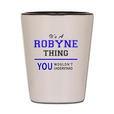 Cute Robyn Shot Glass