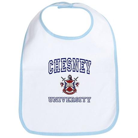 CHESNEY University Bib