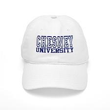CHESNEY University Baseball Cap