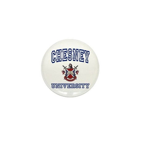 CHESNEY University Mini Button (10 pack)