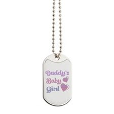 Daddy's Baby Girl Dog Tags