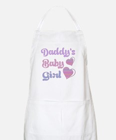 Daddy's Baby Girl Apron