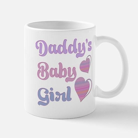 Daddy's Baby Girl Mugs