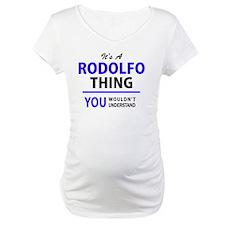 Cute Rodolfo Shirt