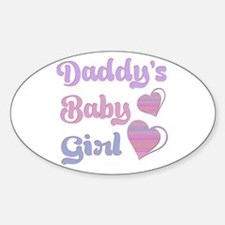 Daddy's Baby Girl Decal